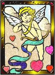 愛の天使 キューピッドのGolden arrow.jpg